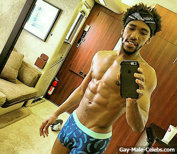 Brandon Mychal Smith Nude