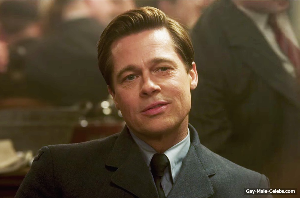 Nude Pictures Of Brad Pitt 61