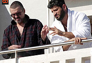Fadi Fawaz and George Michael Nude