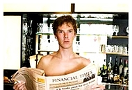 Benedict Cumberbatch Nude