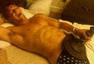 Rob Gronkowski Nude