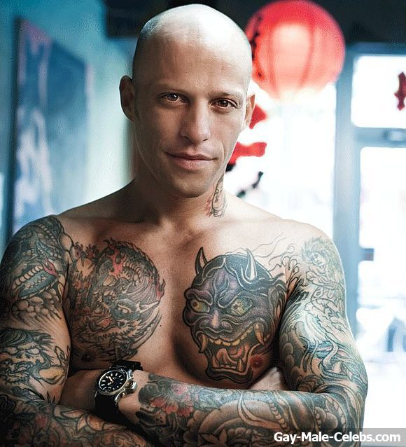 Ami James Nude