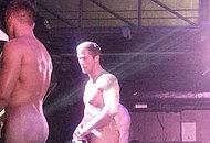 Dan Osborne Nude