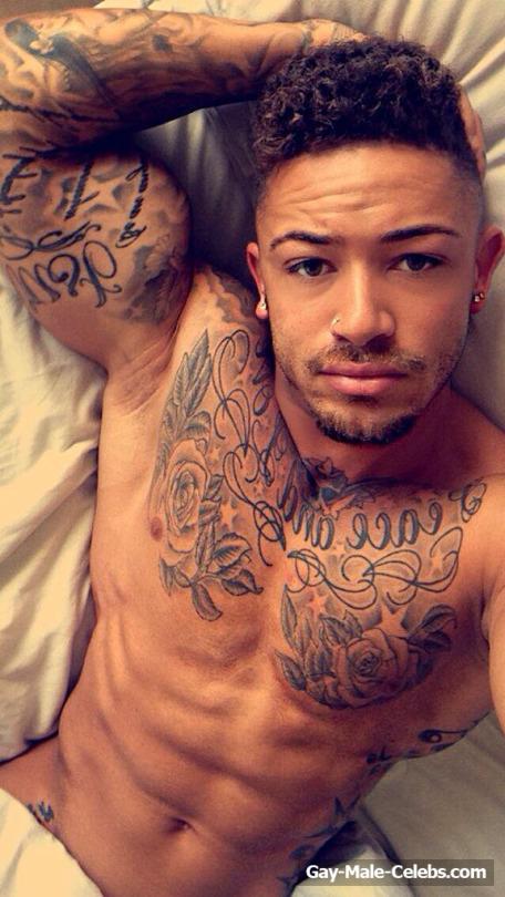 Free black male celebs naked gay