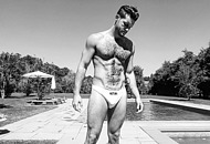 Nico Tortorella Nude