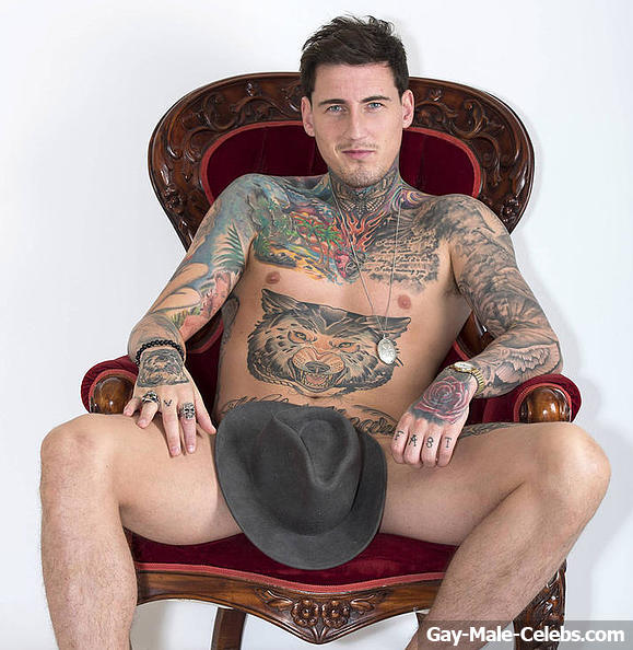 Jeremy McConnell Nude
