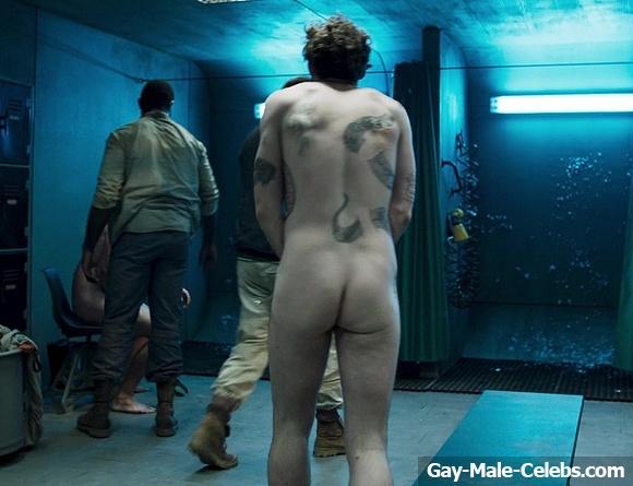 David deluise naked bum