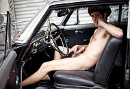 Seth Bogart Nude