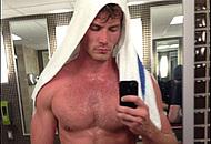 Derek Theler Nude