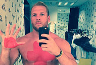 James Haskell Nude
