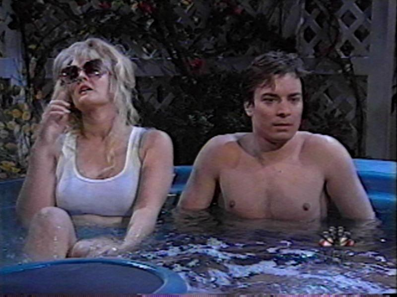 Naked Sienna Miller In The Tonight Show Starring Jimmy Fallon Ancensored