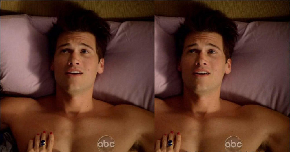 Some say he's just a discount brad pitt, but i like nick zano american actor all the same
