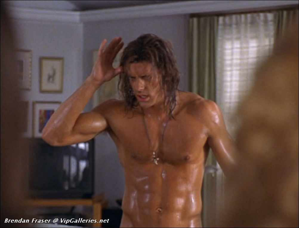 Guy brendan fraser nudes girls sexy and