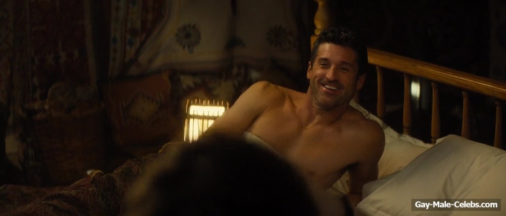 nude Patrick cock naked dempsey
