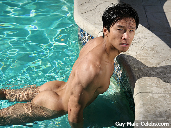 Ethan Le Phong Posing Absolutely Naked  Gay-Male-Celebscom-8046