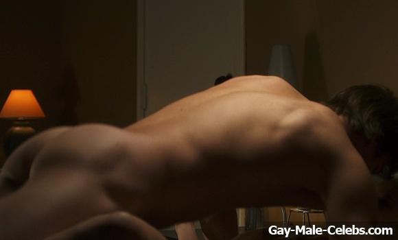 Robert Palmer Watkins Nude