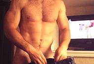 Gareth Davies Nude