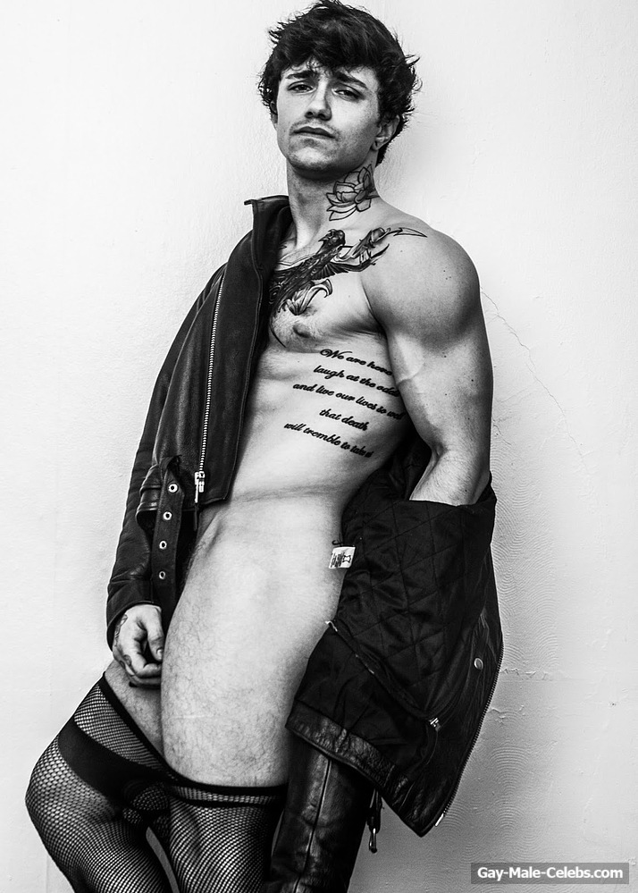 Jake Bass  Gay-Male-Celebscom-7285