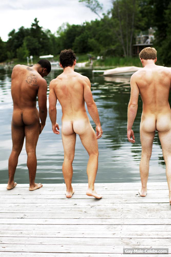 Male celebrity bare bottom spanking gay xxx