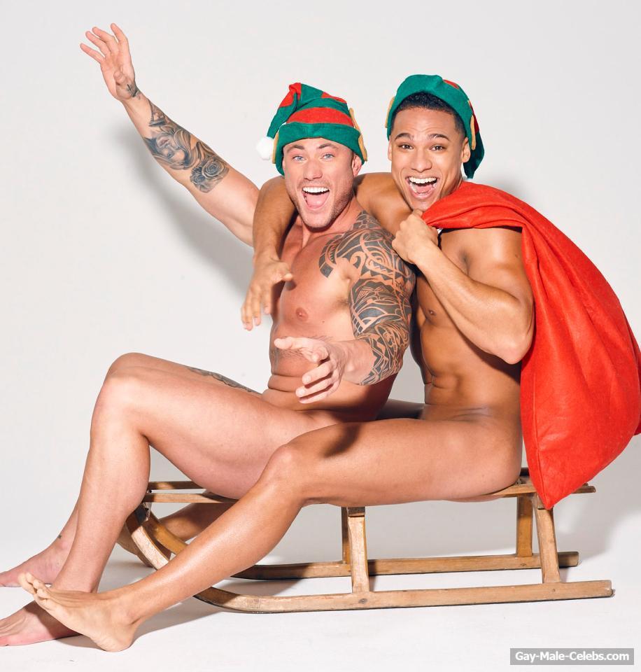 Naked Courtney jenkins