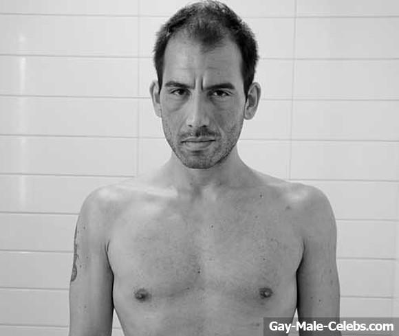 Mark-Eugene Garcia Nude