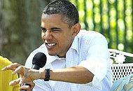 Barack Obama Nude