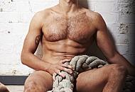 John Chapman and Leon Bustin Nude