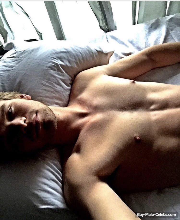 Actor Kenton Duty Leaked Nude And Jerk Off Video  Gay -4098