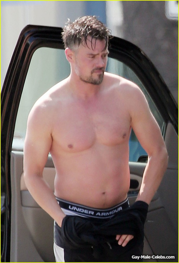 Josh Duhamel - Male Stars Naked - Photos, Pictures!