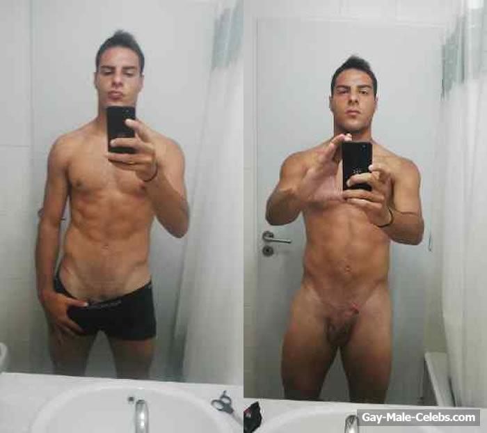 Fitness model lewis harrison leaked wank photo