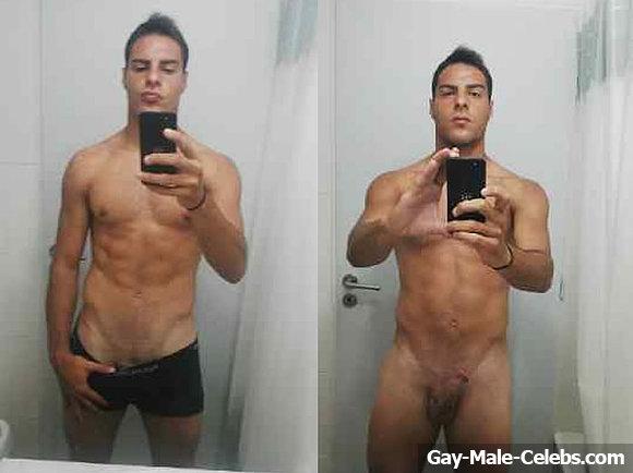 Leandro Desabato Nude