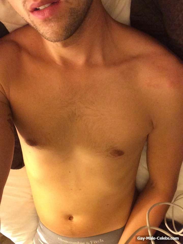 Luke Conard Nude And Underwear Leaked Selfie  Gay-Male -4732