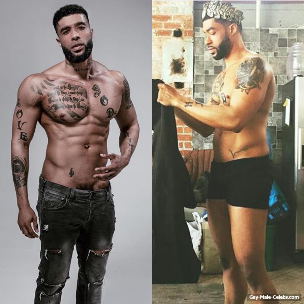 Alvester Martin Underwear Selfie And Posing Naked  Gay -7925