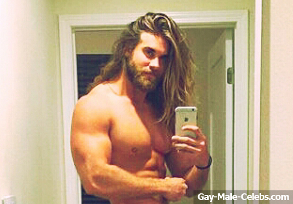 Brock O'Hurn Nude