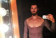 Luke Mitchell Nude