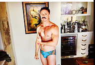 Jake Shears Nude