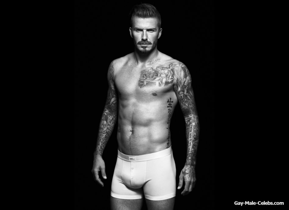 david beckham sex naked