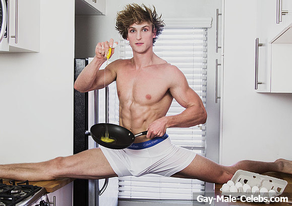 Logan Paul Nude