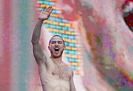 Mike Posner Nude