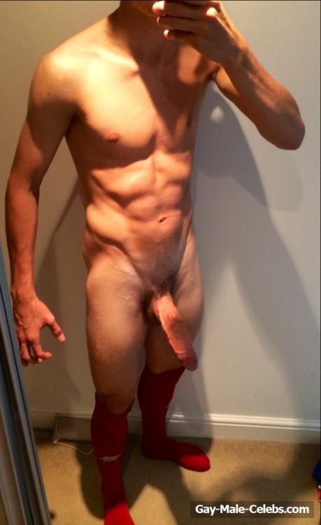 Aaron Moody Leaked Frontal Nude And Jerk Off Selfie Video -7350