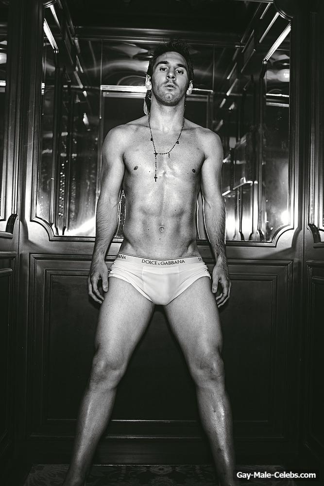 gay male bulge