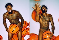 DeAndre Jordan Nude