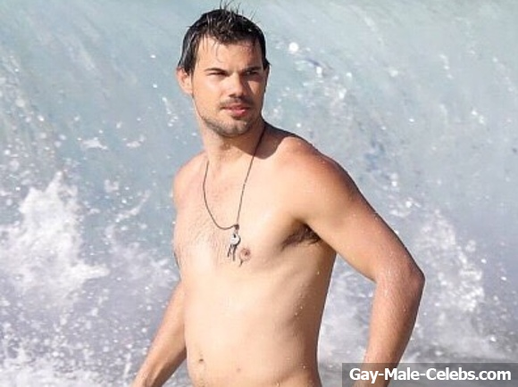 Very taylor lautner nude something is