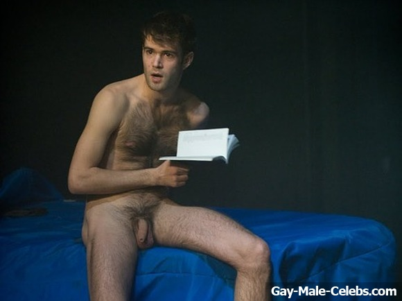 Actor Robin Causse Frontal Nude Stage Photos  Gay-Male -1518