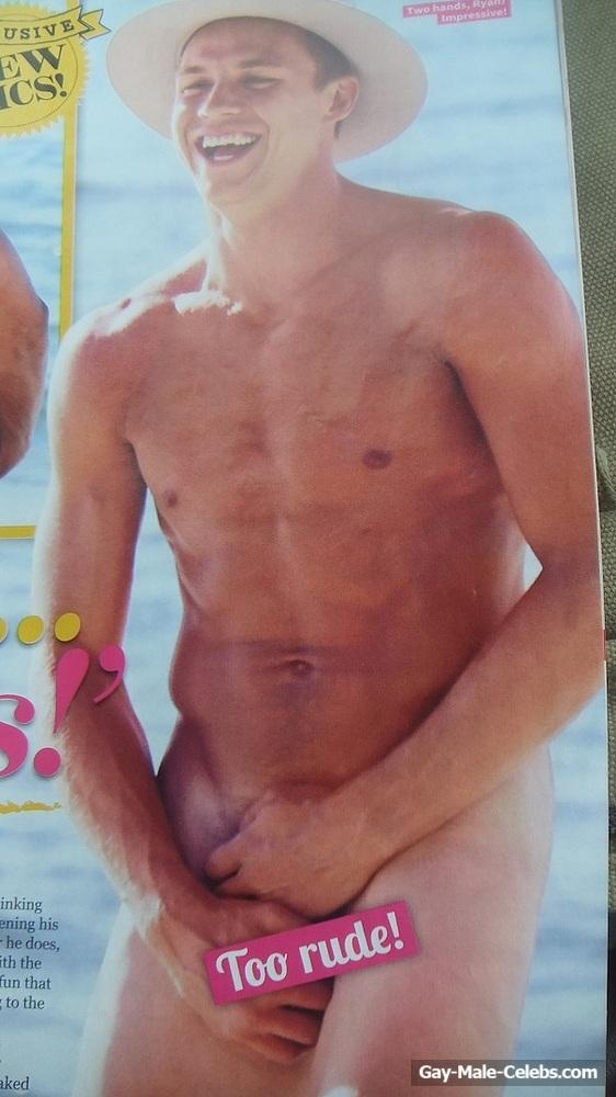 Ryan Ginns Nude-9583