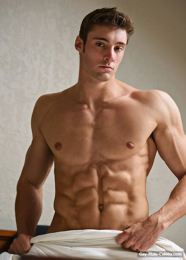 Really. Sexy naked male super models curiously