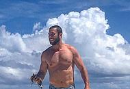 Pablo Schreiber Nude
