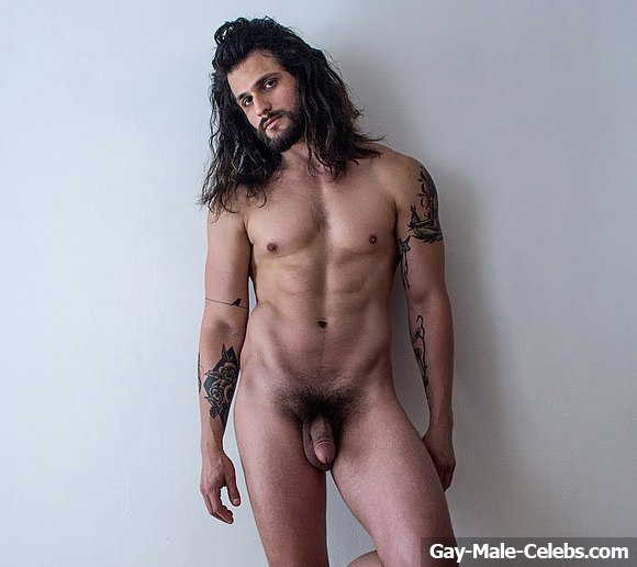 Richard Cortez Nude