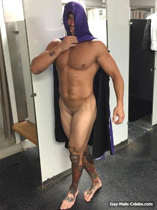 Wwe Star Curtis Hussey Aka Fandango Nude And Sexy Photos -3632