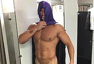 Curtis Hussey Fandango Nude